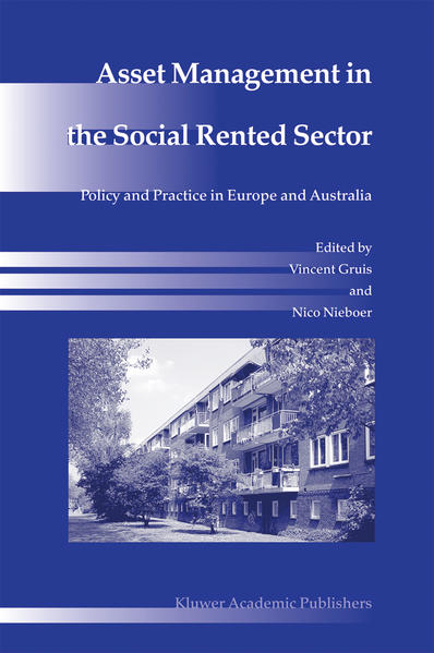 Asset Management in the Social Rented Sector - Coverbild