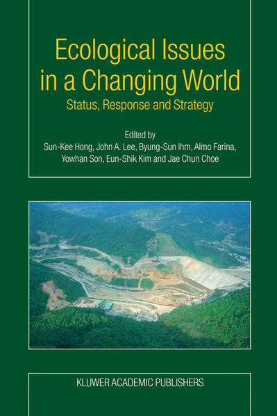 Ecological Issues in a Changing World - Coverbild