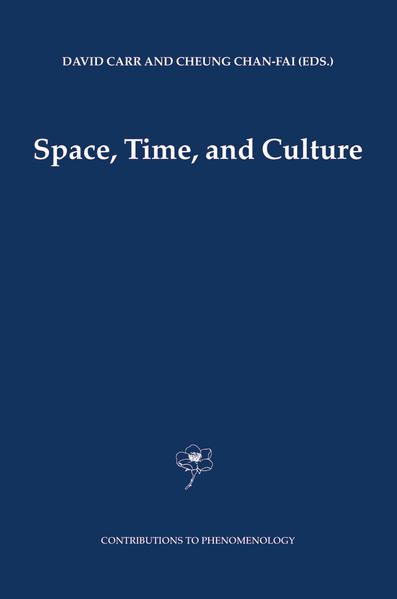 Space, Time and Culture - Coverbild