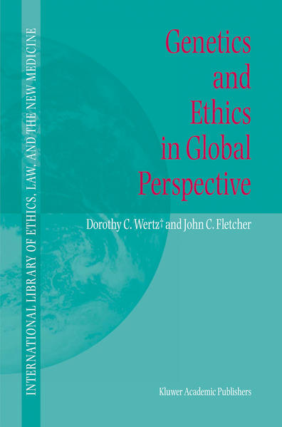Genetics and Ethics in Global Perspective - Coverbild