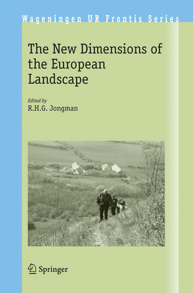 The New Dimensions of the European Landscapes - Coverbild