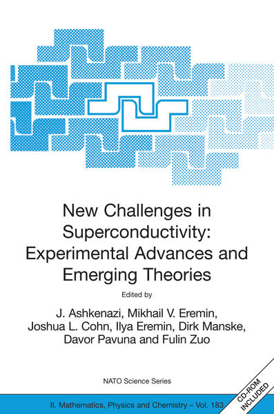 New Challenges in Superconductivity: Experimental Advances and Emerging Theories - Coverbild