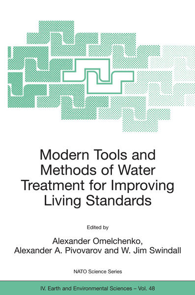 Modern Tools and Methods of Water Treatment for Improving Living Standards - Coverbild