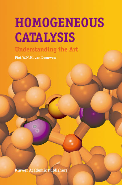 Homogeneous Catalysis - Coverbild