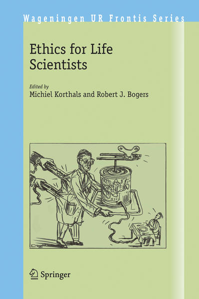 Ethics for Life Scientists - Coverbild