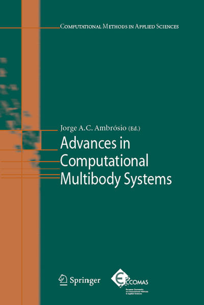 Advances in Computational Multibody Systems - Coverbild