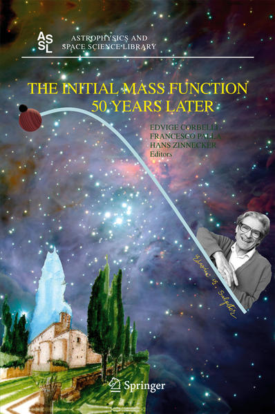 The Initial Mass Function 50 Years Later - Coverbild