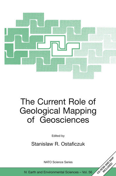 The Current Role of Geological Mapping in Geosciences - Coverbild