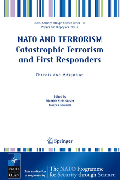 NATO AND TERRORISM Catastrophic Terrorism and First Responders: Threats and Mitigation - Coverbild