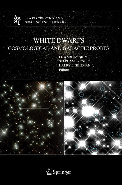 White Dwarfs: Cosmological and Galactic Probes - Coverbild