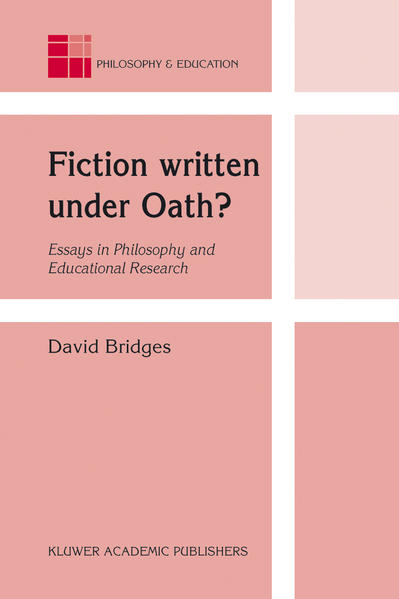 Fiction written under Oath? - Coverbild