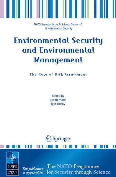 Environmental Security and Environmental Management: The Role of Risk Assessment - Coverbild