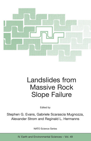 Landslides from Massive Rock Slope Failure - Coverbild