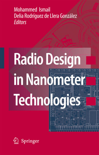 Radio Design in Nanometer Technologies - Coverbild