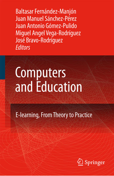 Computers and Education - Coverbild
