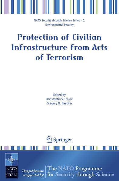 Protection of Civilian Infrastructure from Acts of Terrorism - Coverbild