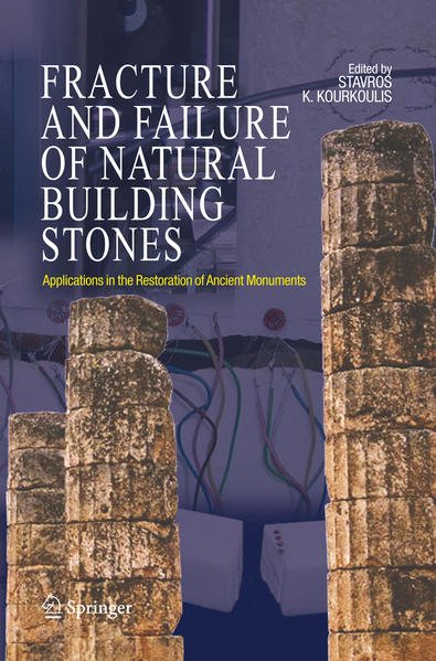 Fracture and Failure of Natural Building Stones - Coverbild