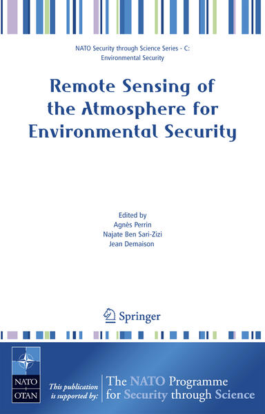Remote Sensing of the Atmosphere for Environmental Security - Coverbild