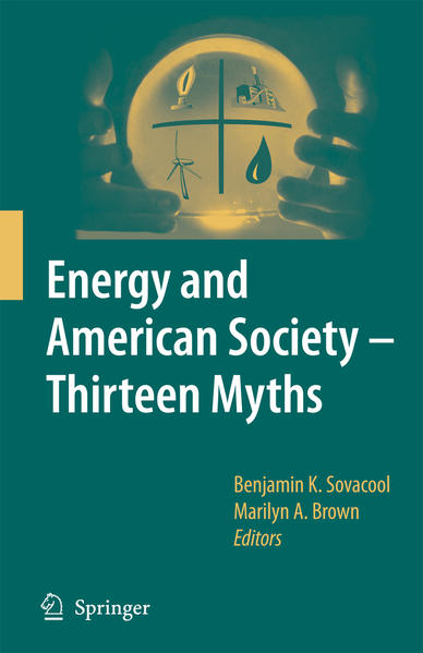 Energy and American Society – Thirteen Myths - Coverbild