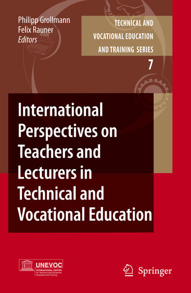International Perspectives on Teachers and Lecturers in Technical and Vocational Education - Coverbild
