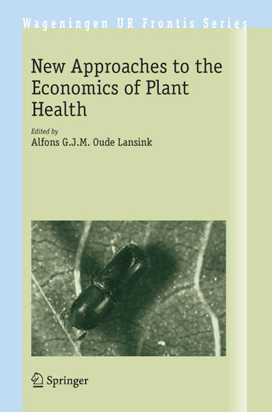 New Approaches to the Economics of Plant Health - Coverbild