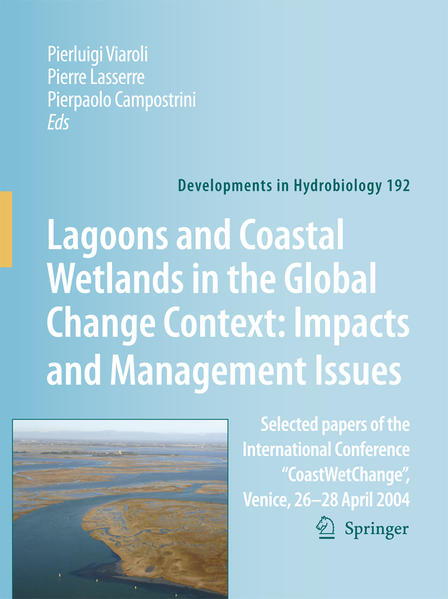 Lagoons and Coastal Wetlands in the Global Change Context: Impact and Management Issues - Coverbild