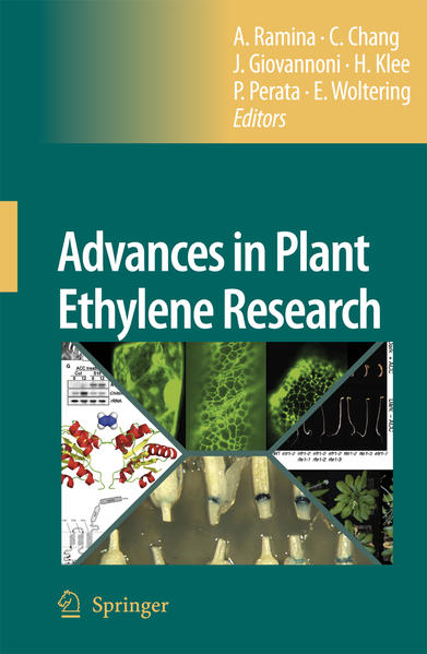 Advances in Plant Ethylene Research - Coverbild