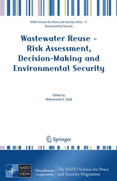 Wastewater Reuse - Risk Assessment, Decision-Making and Environmental Security - Coverbild