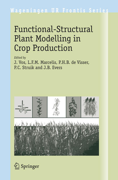 Functional-Structural Plant Modelling in Crop Production - Coverbild