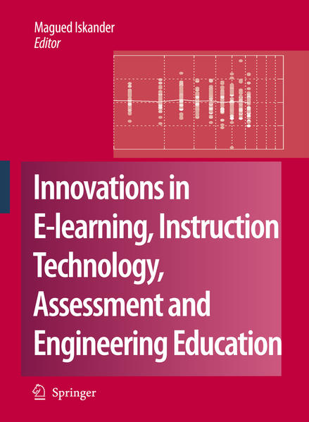 Innovations in E-learning, Instruction Technology, Assessment and Engineering Education - Coverbild