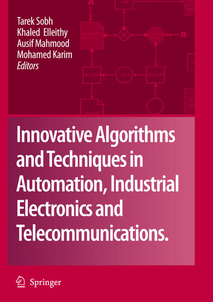Innovative Algorithms and Techniques in Automation, Industrial Electronics and Telecommunications - Coverbild