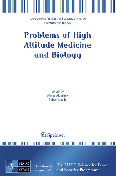 Problems of High Altitude Medicine and Biology - Coverbild