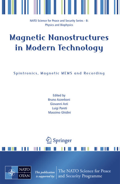 Magnetic Nanostructures in Modern Technology - Coverbild
