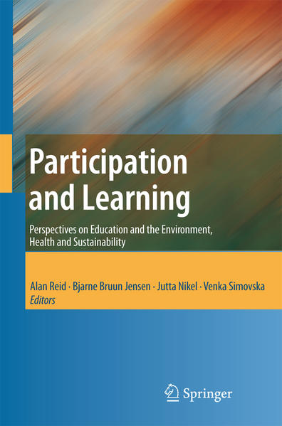 Participation and Learning - Coverbild