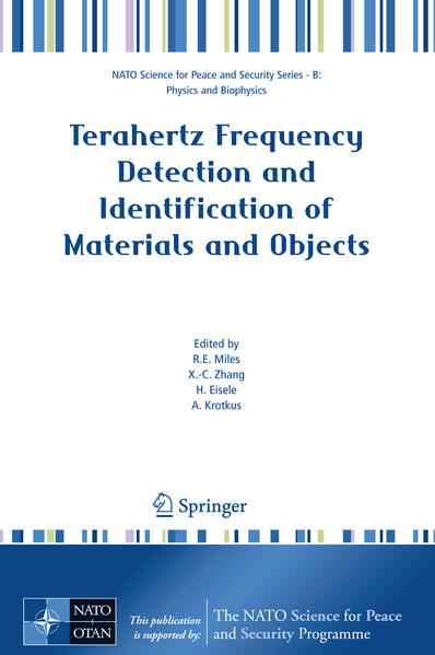 Terahertz Frequency Detection and Identification of Materials and Objects - Coverbild