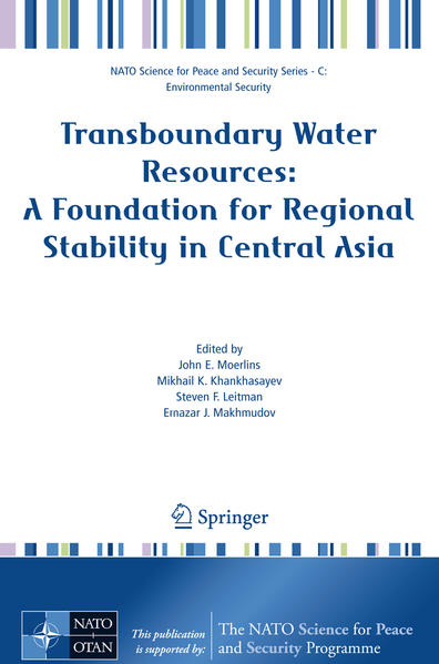Transboundary Water Resources: A Foundation for Regional Stability in Central Asia - Coverbild