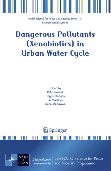 Dangerous Pollutants (Xenobiotics) in Urban Water Cycle - Coverbild