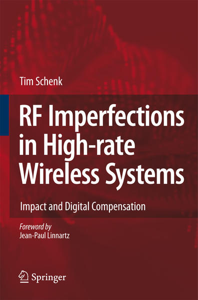 RF Imperfections in High-rate Wireless Systems - Coverbild