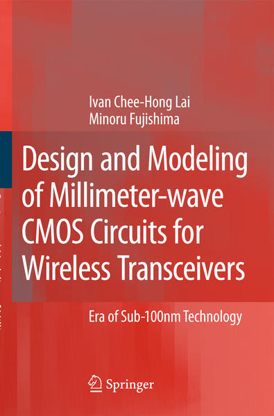 Design and Modeling of Millimeter-wave CMOS Circuits for Wireless Transceivers - Coverbild