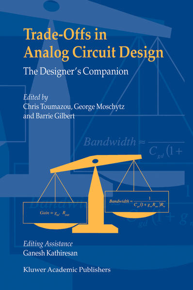 Trade-Offs in Analog Circuit Design - Coverbild