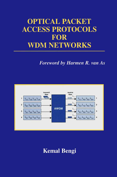 Optical Packet Access Protocols for WDM Networks - Coverbild