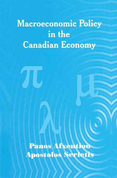 Macroeconomic Policy in the Canadian Economy - Coverbild