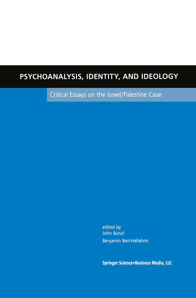 Psychoanalysis, Identity, and Ideology - Coverbild