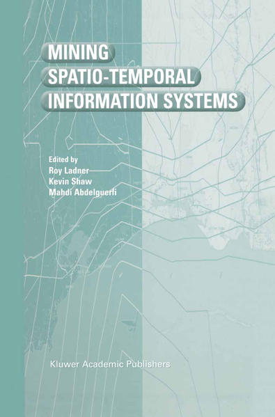 Mining Spatio-Temporal Information Systems - Coverbild