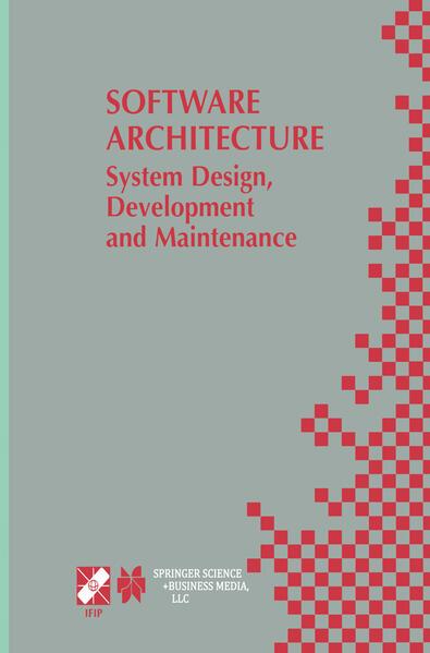 Software Architecture - Coverbild