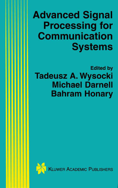 Advanced Signal Processing for Communication Systems - Coverbild