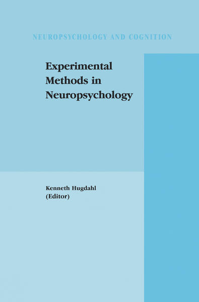 Experimental Methods in Neuropsychology - Coverbild