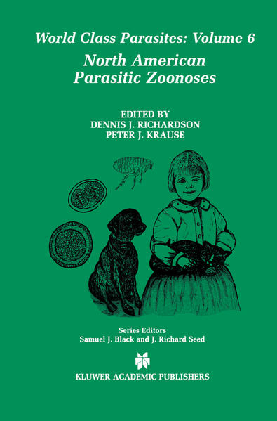 North American Parasitic Zoonoses - Coverbild
