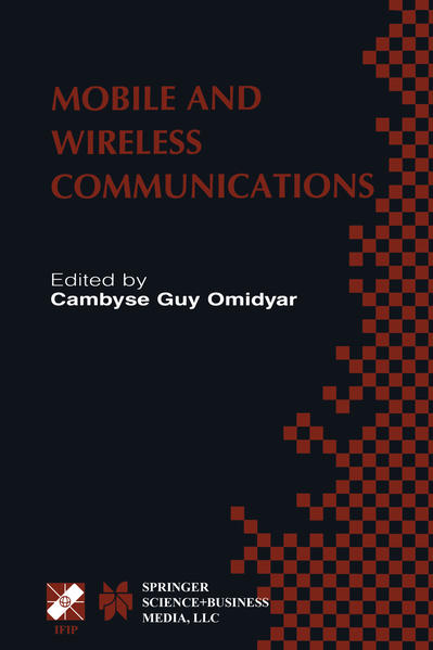 Mobile and Wireless Communications - Coverbild