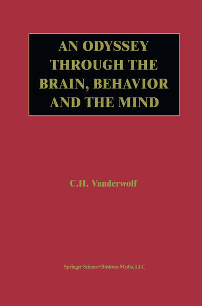 An Odyssey Through the Brain, Behavior and the Mind - Coverbild